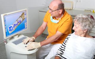 CEREC CAD CAM 3D Zahnbehandlung